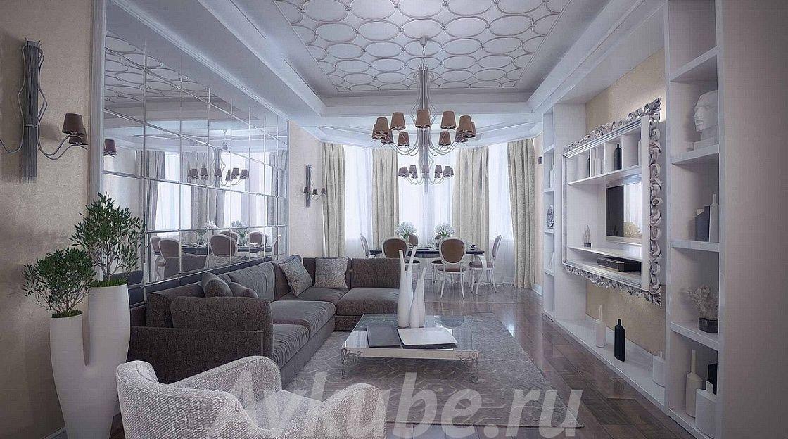 Дизайн квартиры 79 фото 1