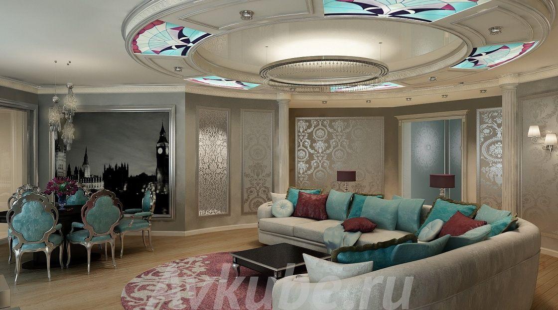 Дизайн квартиры 162 фото 1